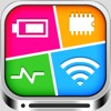 System Status - Battery & Network Manager