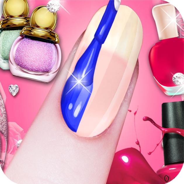Bridal Mehndi And Nail Art Free Manicure And Beauty Salon Game