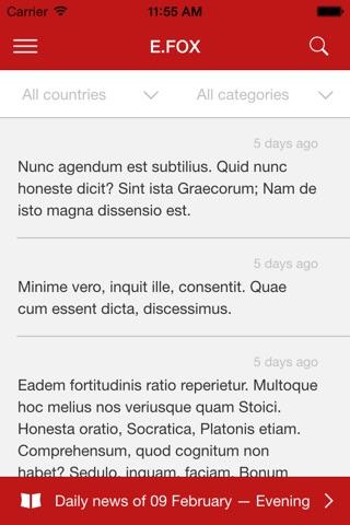 EFox screenshot 1