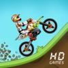 motorbike climb racing hill climb racing