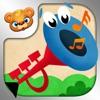 123 Kids Fun BABY TUNES Best Top Kids Music Games