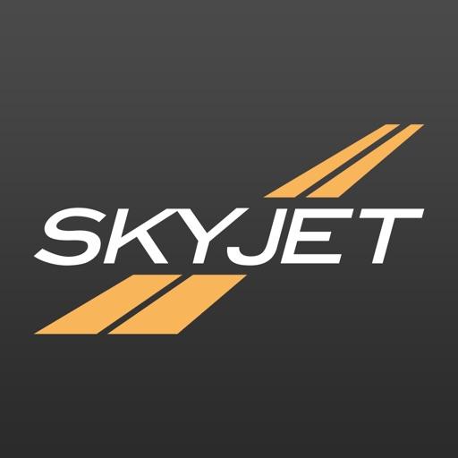 Skyjet - Private Jet Charter Flights iOS App
