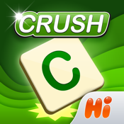 Crush Letters - New Challenging Word Search Puzzle Game icon