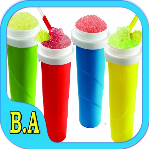 Awesome Frozen Slushy Maker Mania-Make Slushies And Cooking Dessert For Girls & Kids iOS App