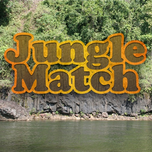 Jungle Find and Match - Animals for Preschoolers iOS App