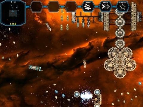 Screenshot #2 for Space Borders: Alien Encounter