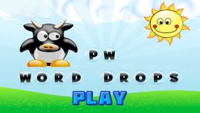 Penguin Wack Word Drops screenshot 1