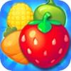 Crazy Fruit Legend crush fruits super