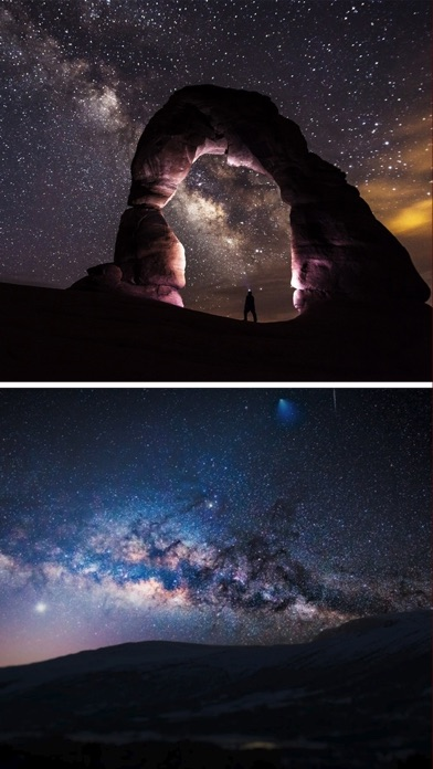 download Galaxy Wallpapers HD - Amazing Space Pictures Free apps 1