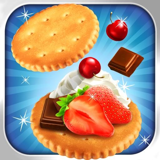 Lunch Dessert Food Maker Games for Kids Free iOS App