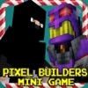 Pixel Builders : Paint Arena Drawing Contest Mini Game