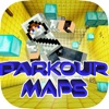Parkour Multiplayers Maps for Minecraft PE