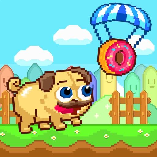 Pugs & Donuts - Pug Licker Arcade Shooter iOS App