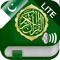 App Icon for Quran Audio mp3 in Urdu and Arabic (Lite) - اردو اور عربی آڈیو اور متن میں قرآن App in Belgium IOS App Store