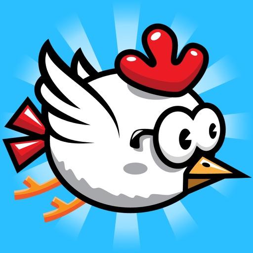 Farm Chicken Fly iOS App