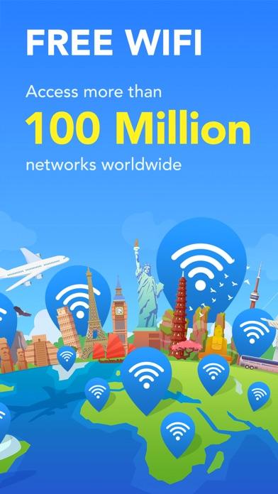 Screenshot of WiFi Map - Internet Gratuito1