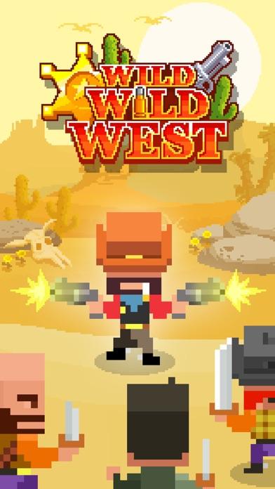 Wild Wild West Screenshot