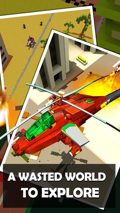пиксель войны бесплатно танк и вертолет съемки игрыСкриншоты 2