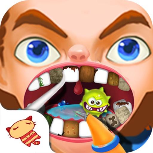 Fashion Boy's Sugary Dentist iOS App