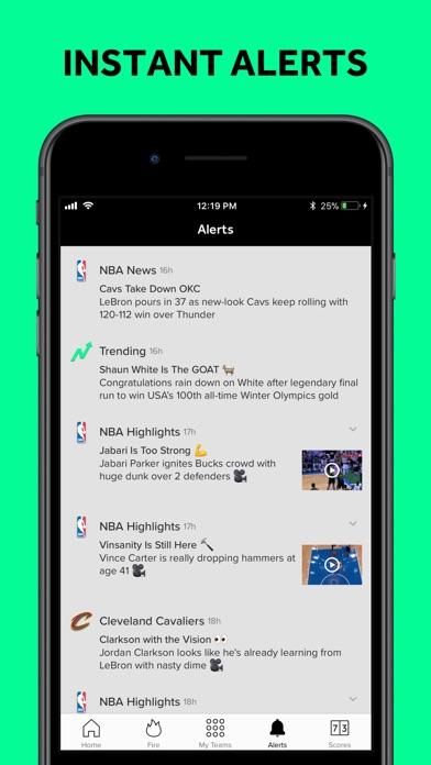 download Bleacher Report: Sports News apps 4