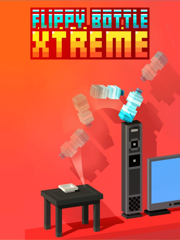 Flippy Bottle Extreme! - Lava Modes! на iPad