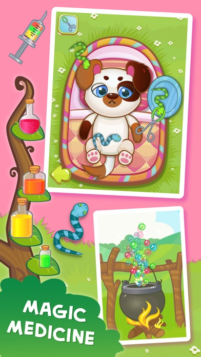 Doctor Pets - 獣医さん - ... screenshot1