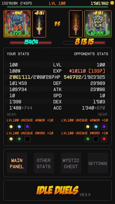 Idle Duels Screenshot