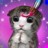 Nanu Interactive Inc. - Paint My Cat - Color and Play artwork