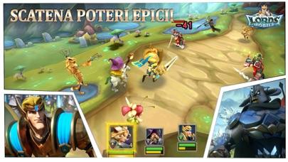 Screenshot of Lords Mobile: War Kingdom4