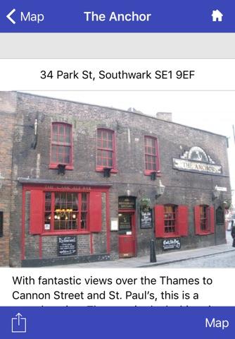Top 7 London Pubs screenshot 1