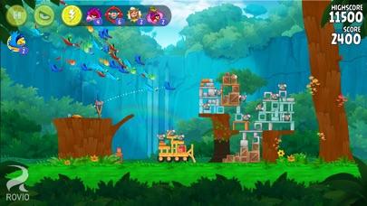 Screenshot of Angry Birds Rio3