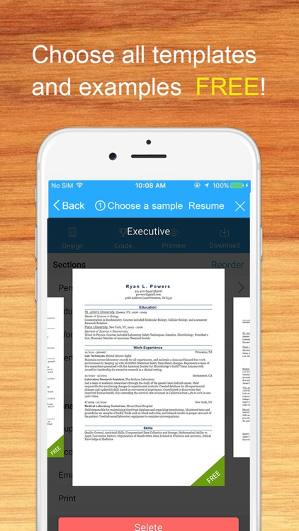 resume builder with pdf resume maker and job searc pdf resume builder - Pdf Resume Builder