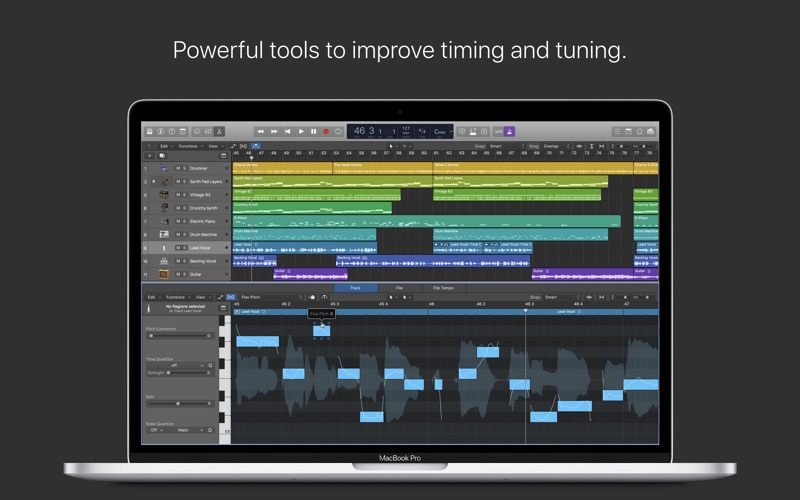 Logic Pro - Free downloads and reviews - CNET Downloadcom