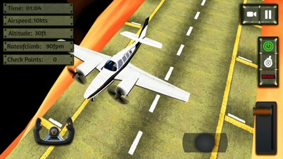 Screenshot of Sea Plane Simulator:flight sim6