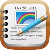 RainbowNote: 日記や写真入りメ...