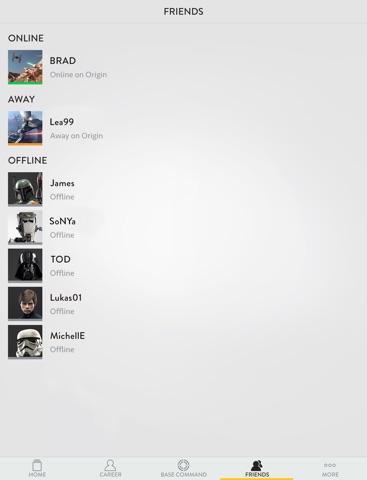 Star Wars™ Battlefront™ Companion Screenshot