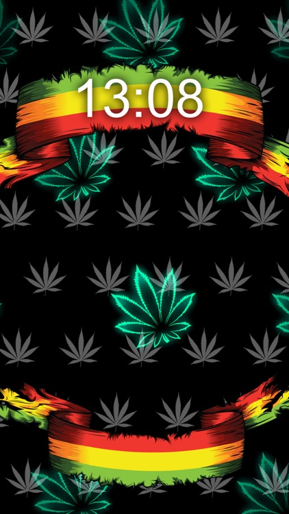 Weed Wallpaper Maker Marijuana Background Images With Cool Grass Lock Screen Themes