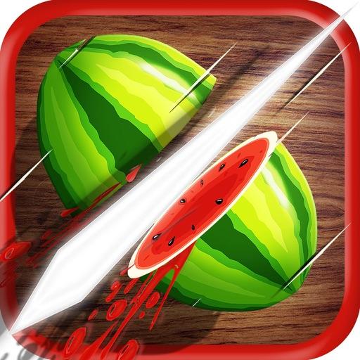 Legends of the Black Samurai The Fruit Slayer Pro iOS App
