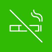 Kwit - quit smoking is a game icon