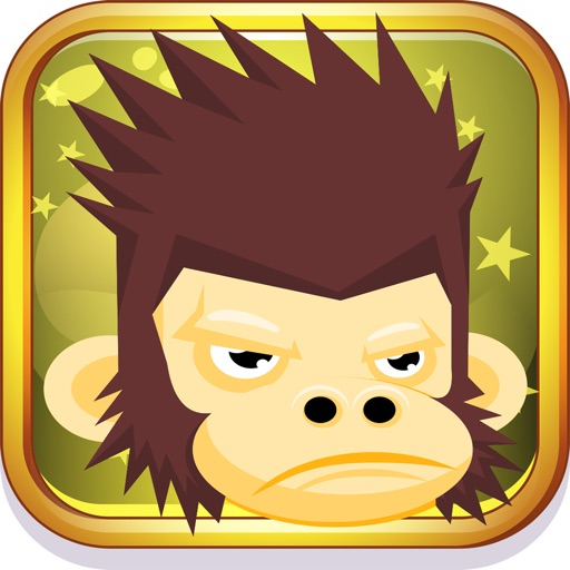 King kong adventures for kids iOS App