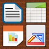 Documents Unlimited para iPad - Editor de archivos de Office y procesadores de texto profesionales