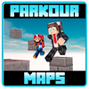Parkour Maps for Minecraft PE (Pocket Edition) !