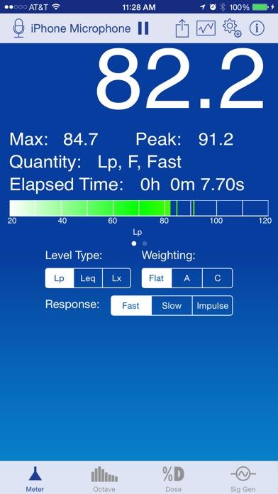 App Shopper: SoundMeter.Pro (Productivity)