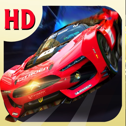 Yellow Go 3D,fun real car racer free games iOS App