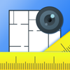 zhang dan - AR Tape Measure - Pocket Ruler  artwork