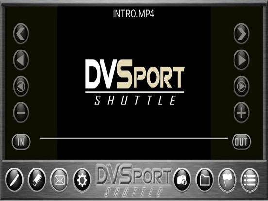 DVSport Shuttle Screenshots