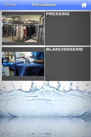 Le Pressing du Prado Biarritz screenshot 2