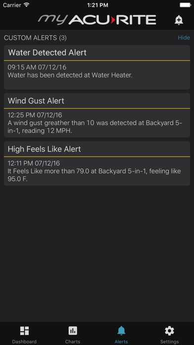Screenshot for AcuRite in United States App Store