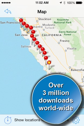 Phone Tracker for iPhones (Track people with GPS) screenshot 3
