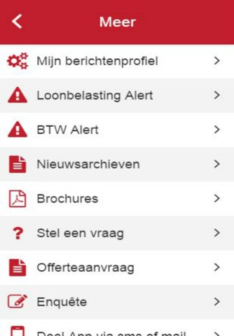 Accountantskantoor Van Geen screenshot 2